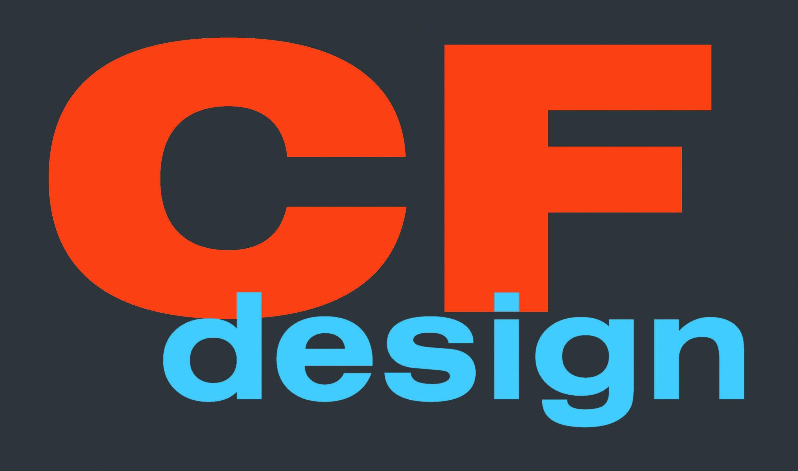 CF Design Logo