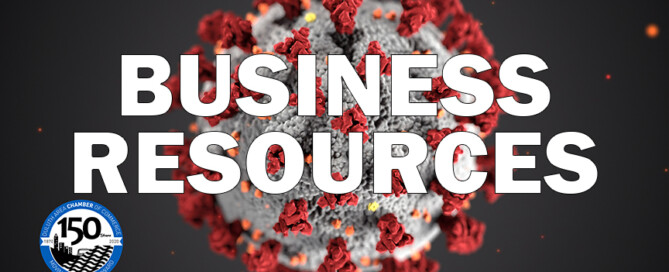 Business Resources Covid banner