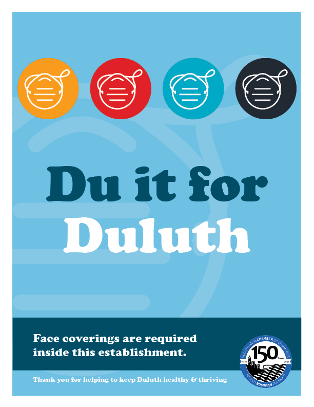 Du it For Duluth Poster