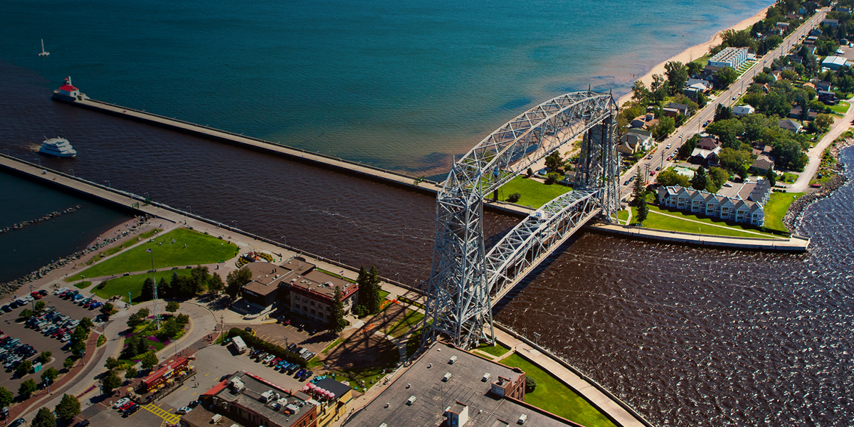 History of Duluth