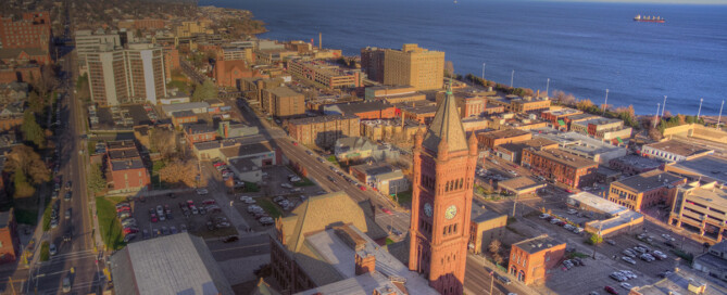 Duluth Aerial Image